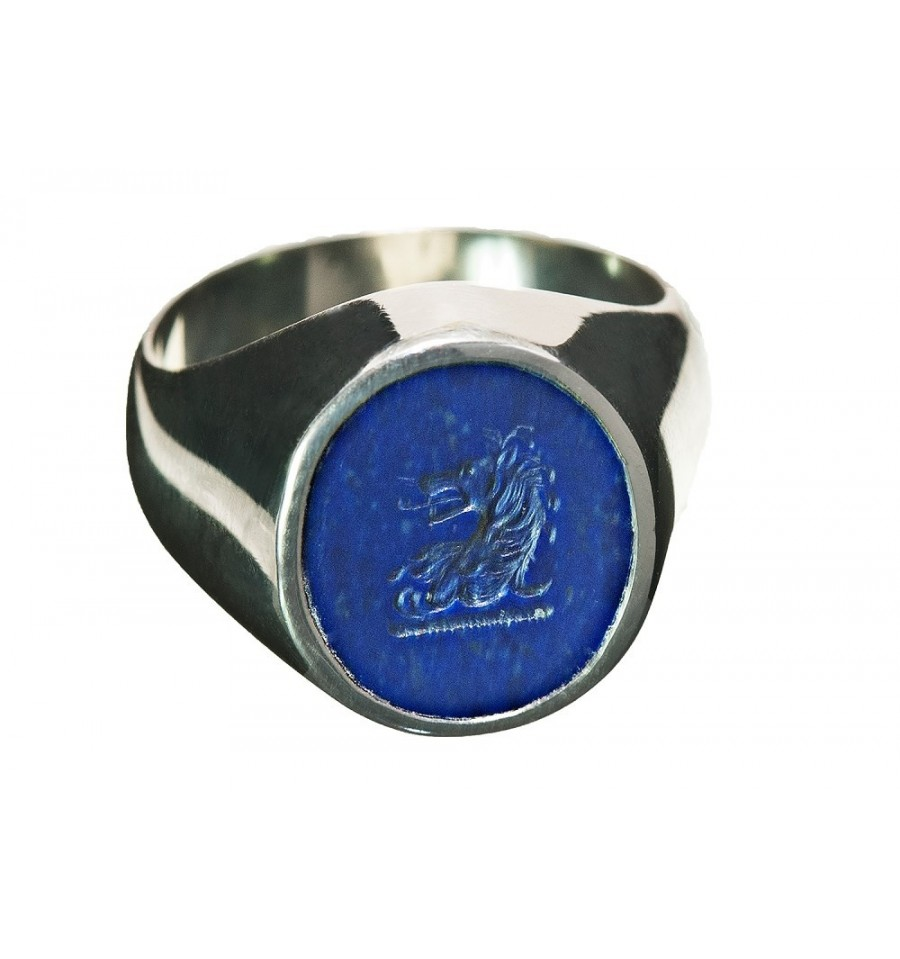 how to create a family crest ring
