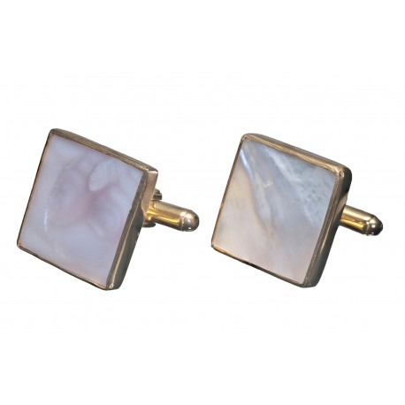 Items Mother Of Pearl Cufflinks